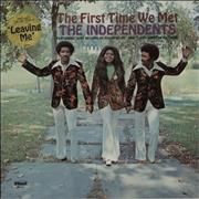 Click here for more info about 'The Independents - The First Time We Met'