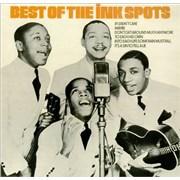 The Ink Spots Best Of The Ink Spots UK vinyl LP