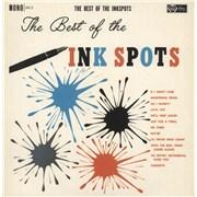 The Ink Spots The Best Of The Ink Spots UK vinyl LP