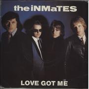 Click here for more info about 'The Inmates - Love Got Me'
