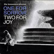 Click here for more info about 'The Innocence Mission - One For Sorrow, Two For Joy'