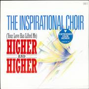Click here for more info about 'The Inspirational Choir - (Your Love Has Lifted Me) Higher And Higher'