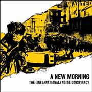 The [International] Noise Conspiracy A New Morning, Changing Weather Sweden CD album