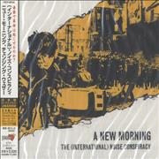 The [International] Noise Conspiracy A New Morning Japan CD album Promo