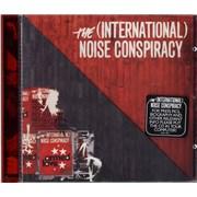 The [International] Noise Conspiracy Armed Love Sweden CD album