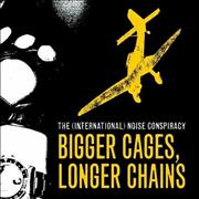 The [International] Noise Conspiracy Bigger Cages, Longer Chains EP Sweden CD single Promo