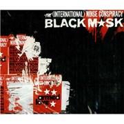 The [International] Noise Conspiracy Black Mask UK CD single