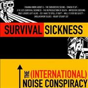 The [International] Noise Conspiracy Survival Sickness Sweden CD album