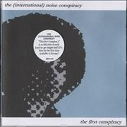 The [International] Noise Conspiracy The First Conspiracy Sweden CD album