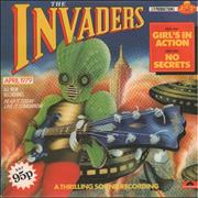 Click here for more info about 'The Invaders (Punk) - Girl's In Action'
