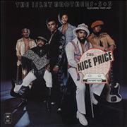 Click here for more info about 'The Isley Brothers - 3 + 3 - stickered p/s'