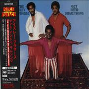Click here for more info about 'The Isley Brothers - Get Into Something'