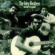 Click here for more info about 'The Isley Brothers - Givin' It Back'