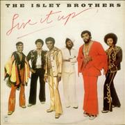 Click here for more info about 'The Isley Brothers - Live It Up'
