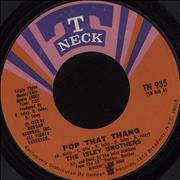 Click here for more info about 'The Isley Brothers - Pop That Thang'