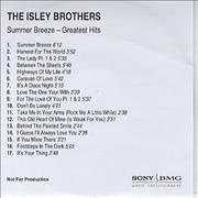 Click here for more info about 'The Isley Brothers - Summer Breeze - Greatest Hits'