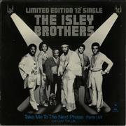 Click here for more info about 'The Isley Brothers - Take Me To The Next Phase - A Label'
