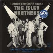 Click here for more info about 'The Isley Brothers - Take Me To The Next Phase'
