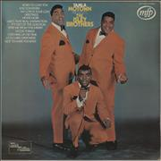The Isley Brothers Tamla Motown Present The Isley Brothers UK vinyl LP