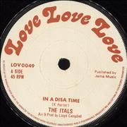 Click here for more info about 'The Itals - In A Disa Time / Ready Done'