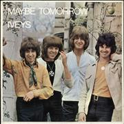 Click here for more info about 'The Iveys - Maybe Tomorrow - Red Vinyl - MINT'