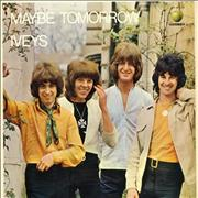Click here for more info about 'The Iveys - Maybe Tomorrow - Red Vinyl - VG+/EX'