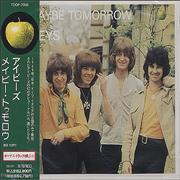 The Iveys Maybe Tomorrow Japan CD album Promo