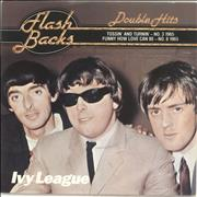 Click here for more info about 'The Ivy League - Tossin' And Turnin' / Funny How Love Can Be - Yellow - Solid'