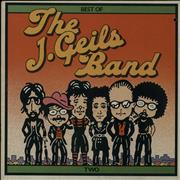Click here for more info about 'The J. Geils Band - Best Of The J Geils Band Two'