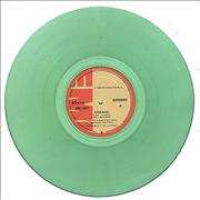 Click here for more info about 'The J. Geils Band - Come Back - green vinyl'