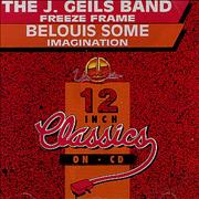 Click here for more info about 'The J. Geils Band - Freeze Frame / Imagination'
