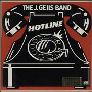 Click here for more info about 'The J. Geils Band - Hotline'