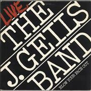 Click here for more info about 'The J. Geils Band - Live - Blow Your Face Out'