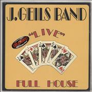 Click here for more info about 'The J. Geils Band - Live Full House - 180gm'
