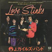 Click here for more info about 'The J. Geils Band - Love Stinks'