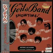Click here for more info about 'The J. Geils Band - Showtime - Ex-Rental'
