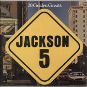 Click here for more info about 'The Jackson Five - 20 Golden Greats - Test Pressing'