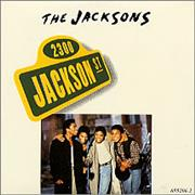 Click here for more info about 'The Jackson Five - 2300 Jackson Street'