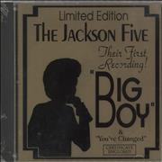 Click here for more info about 'The Jackson Five - Big Boy - Sealed'