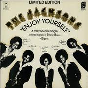 Click here for more info about 'The Jackson Five - Enjoy Yourself'