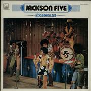 Click here for more info about 'The Jackson Five - Excellent 20'