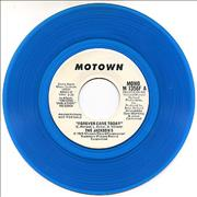 Click here for more info about 'The Jackson Five - Forever Came Today - Blue Vinyl'