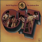 Click here for more info about 'The Jackson Five - Get It Together'