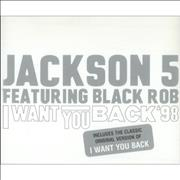 Click here for more info about 'The Jackson Five - I Want You Back '98'