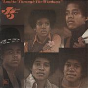 Click here for more info about 'The Jackson Five - Lookin' Through The Windows - EX'