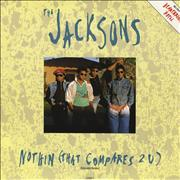 Click here for more info about 'The Jackson Five - Nothin (that Compares 2 U)'