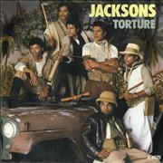 Click here for more info about 'The Jackson Five - Torture - Inj + P/s'