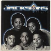 Click here for more info about 'The Jackson Five - Triumph'