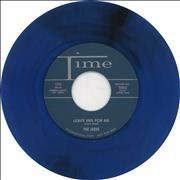 Click here for more info about 'The Jades - Leave Her For Me - 1997 - Blue Vinyl'