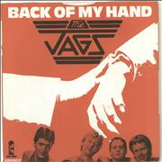 Click here for more info about 'The Jags - Back Of My Hand'